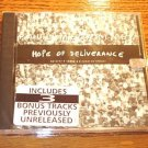 PAUL McCARTNEY HOPE OF DELIVERANCE CD WITH 3 BONUS TRKS
