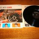 ELVIS PRESLEY  A Date With Elvis LP