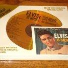 ELVIS IS BACK DCC GOLD CD SEALED