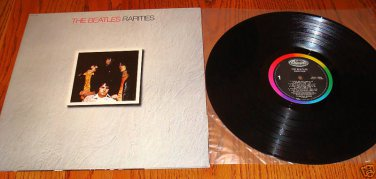 THE BEATLES RARITIES ORIGINAL LP