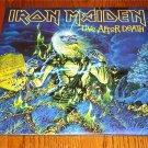 IRON MAIDEN LIVE AFTER DEATH ORIGINAL 2-LP SET WITH BOOKLET