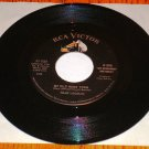 HANK LOCKLIN PLEASE HELP ME I'M FALLING ORIGINAL 45 RPM