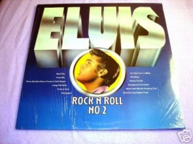 ELVIS ROCK 'N ROLL No. 2   Sealed !