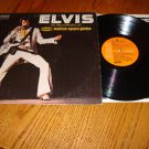 Elvis  As Recorded At  Madison Square Garden LP