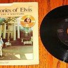 Our Memories of Elvis Original Picture Sleeve & 45 rpm