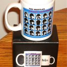 THE BEATLES A HARD DAYS NIGHT COFFEE MUG New In Box!
