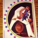 ELVIS ONSTAGE 1975 POST CARD