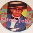 ELTON JOHN BUTTON
