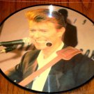 DAVID BOWIE SOUND + VISION PRESS CONFERENCE PIC DISC