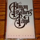 ALLMAN BROTHERS BAND SEVEN TURNS CASSETTE