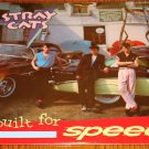 STRAY CATS BUILT FOR SPEED ORIGINAL LP  SEALED!  1982