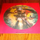 MOLLY HATCHET PICTURE DISC Flirtin With Disaster