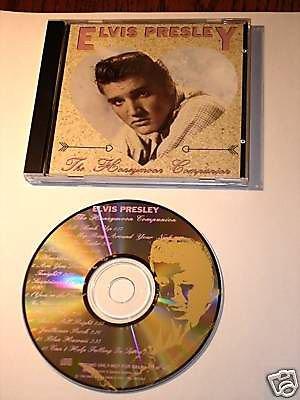 ELVIS THE HONEYMOON COMPANION CD