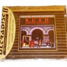 RUSH MOVING PICTURES MFSL GOLD CD  SEALED !