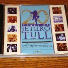 JETHRO TULL 20 Years of Jethro Tull  CD