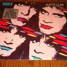 KISS DYNASTY ASYLUM ORIGINAL LP SEALED WITH STICKER ON SHRINK