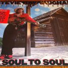 STEVIE RAY VAUGHAN SOUL TO SOUL ORIGINAL LP STILL IN SHRINK