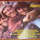 THE MONKEES ORANGE COLORED VINYL LP WITH INSERT