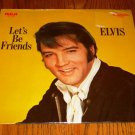 ELVIS LET'S BE FRIENDS ORIGINAL CAMDEN LABEL LP Sealed