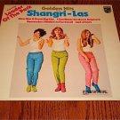 THE SHANGRI-LAS GOLDEN HITS IMPORT LP