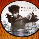 PRINCE LETTING IT GO 7-INCH PICTURE DISC