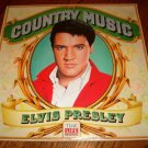 ELVIS PRESLEY  COUNTRY MUSIC TIME LIFE RECORDS Sealed !