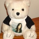 CHER BELIEVE TOUR LIMITED EDITION TEDDY BEAR WITH CHER T-SHIRT