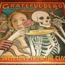 GRATEFUL DEAD THE BEST OF SKELETONS FROM THE CLOSET ORIGINAL LP STILL IN SHRINK