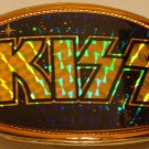 KISS ORIGINAL BELT BUCKLE 1978 PACIFICA MFG.