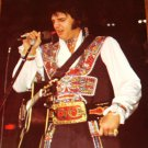 ELVIS PRESLEY CONCERT PHOTO 1975  8 X 10