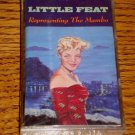 LITTLE FEAT REPRESENTING THE MAMBO CASSETTE SEALED!