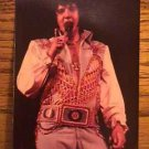 Elvis Presley Colored Concert Photo
