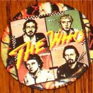 THE WHO BUTTON