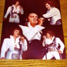 ELVIS CONCERT PHOTO  COLLAGE With Certificate of Auth.