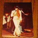 "Elvis Presley Colored Concert Photo 3 1/2"" x 4 3/4"""