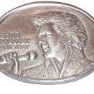 Elvis 1st Edition Commemorative Memorial Belt Buckle