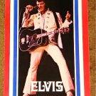ELVIS SUMMER FESTIVAL MENU  1972    FREE USA SHIPPING!