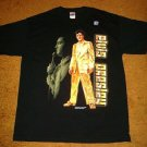 ELVIS PRESLEY TOUCH OF GOLD T-SHIRT    NEW!   SIZE LARGE