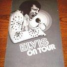 ELVIS PRESLEY ON TOUR ORIGINAL MGM PRESSBOOK