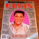 ELVIS HIS LIFE STORY Magazine    MODERN SCREEN