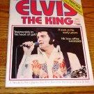 """ELVIS  """"Elvis The King Memorial Collectors Edition"""" Mag"""