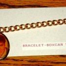 Elvis Presley Boxcar Bracelet