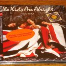 THE WHO THE KIDS ARE ALRIGHT FEATURING THE WHO JAPAN CD WITH OBI SEALED!