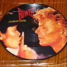 DAVID BOWIE China Girl 7 INCH PICTURE DISC