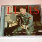 ELVIS The Home Recordings With Bonus Tracks CD Sealed !