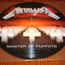 METALLICA MASTER OF THE PUPPETS PICTURE DISC
