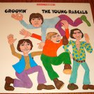 THE YOUNG RASCALS GROOVIN' LP  1988
