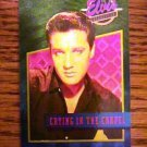 ELVIS PRESLEY BONUS FOIL CARD Crying In Chapel No. 12