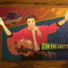 ELVIS PRESLEY BONUS FOIL CARD In The Ghetto No. 25
