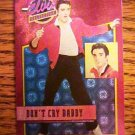 ELVIS PRESLEY BONUS FOIL CARD DON'T CRY DADDY #29